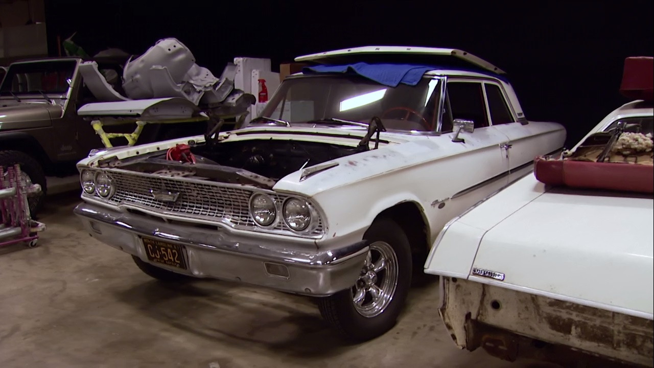 Engine Power: Galaxie Time Capsule