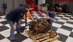 Engine Power: Old Skool Flatty: Part 1 - How to Hot Rod a Ford Flathead