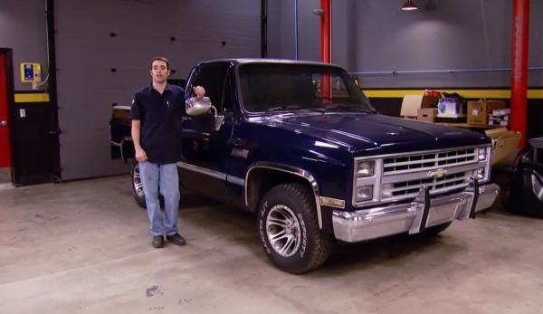 Truck Tech: Project NighTrain - Diesel Swap