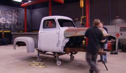 """Truck Tech: Project: """"Basket Case F100"""""""