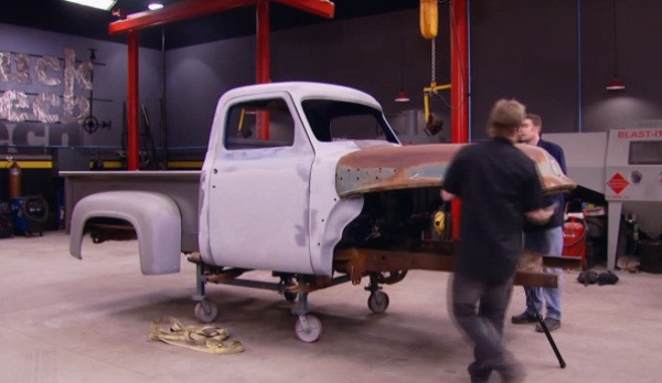 Truck Tech: Project: