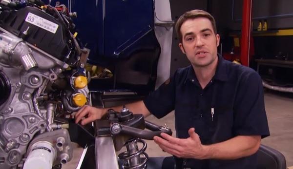 Truck Tech: Project Basket Case:  Eco Boost