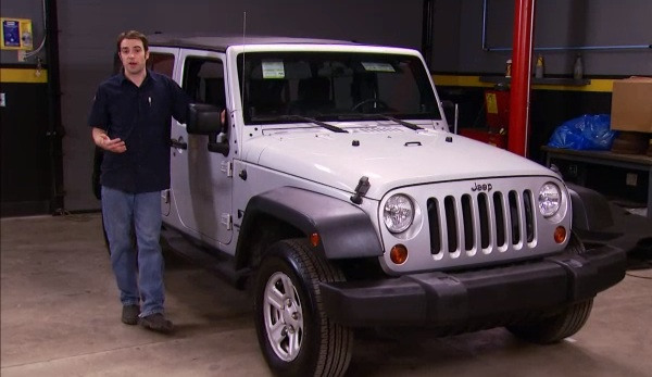 Truck Tech: Wrangler Re-do: 2WD to 4WD
