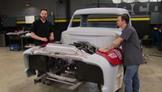 Truck Tech: Project Basket Case Intercooler Fab & Frame Paint