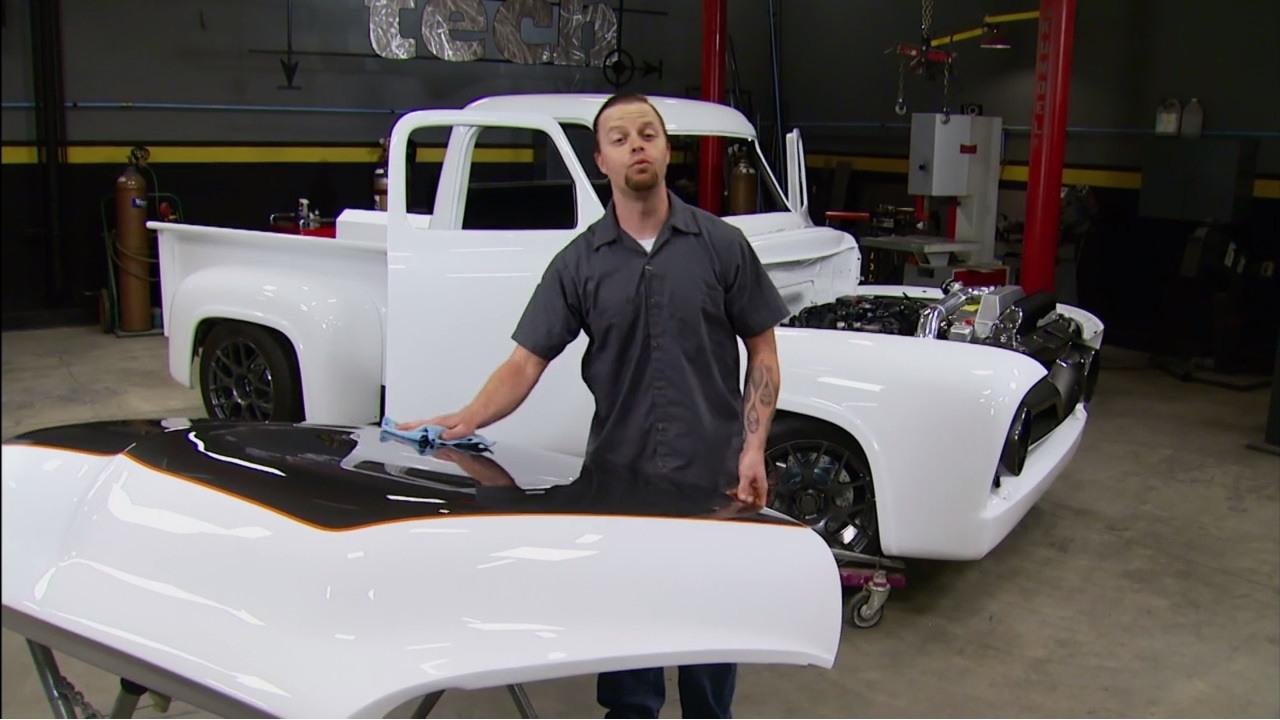 Truck Tech: Basket Case Wiring & C10 Plumbing, Exhaust