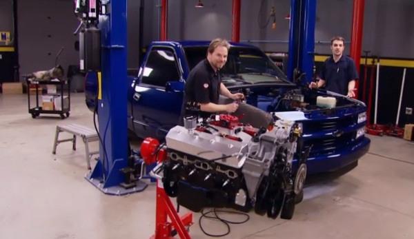 Truck Tech: 4 Speed Tutorial: GM's 4L60-E