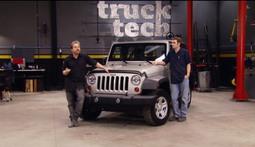 "Truck Tech: ""Hemi JK"": V6 to V8 Swap"