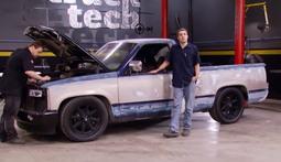 Truck Tech: Senior Silverado: Perfect Paint Prep