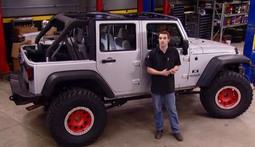 Truck Tech: Wrangler Re-do: Performance