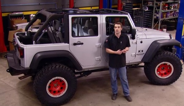 Truck Tech: Wrangler Re-do: Performance