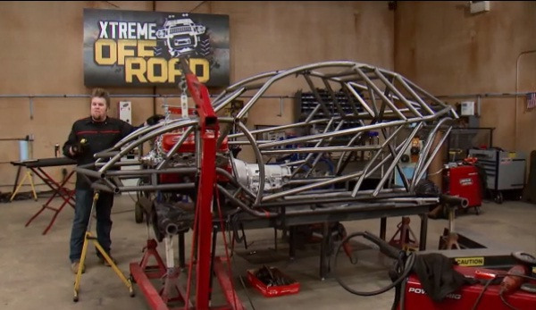 Xtreme Off-Road: Rock Bouncer IBS Install