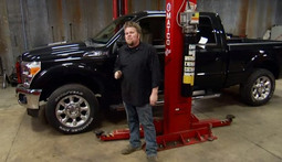 Xtreme Off-Road:  PowerStroke Chase Rig: Part I