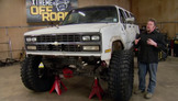 Xtreme Off-Road: Suburban Survival:  Axles