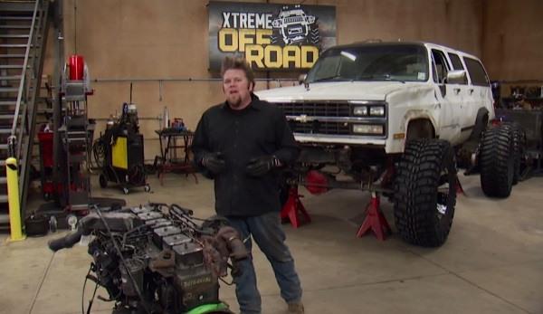 Xtreme Off-Road: Buckin' Bronco