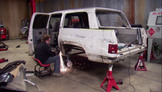 Xtreme Off-Road: Suburban Survival: Body Mods
