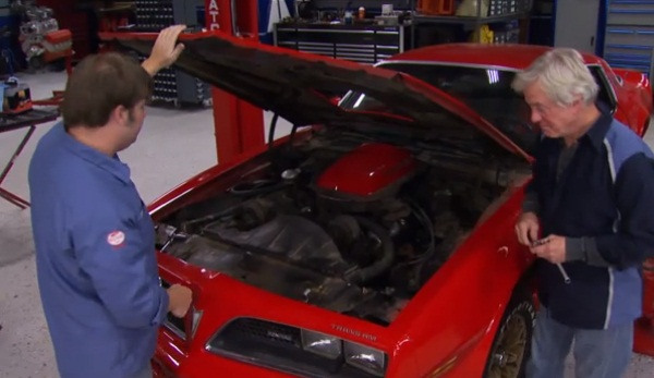 Detroit Muscle: Movie Car Magic