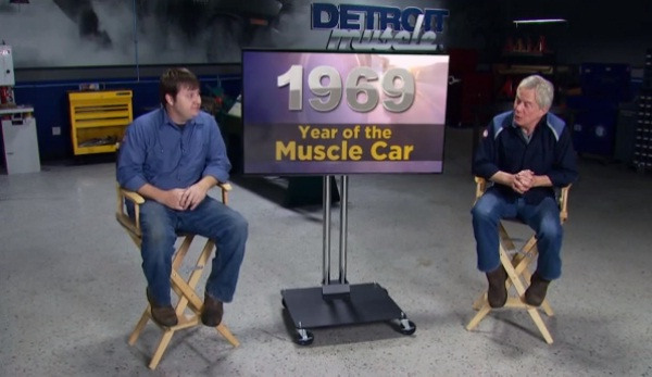 Detroit Muscle: 1969 Car Wars