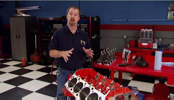 Engine Power: Bracket Blaster 572