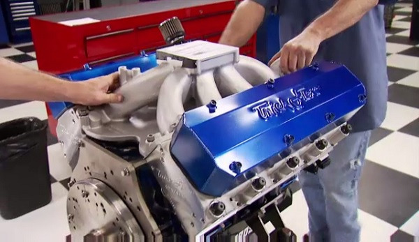 Engine Power: Nitrous Big Block Ford