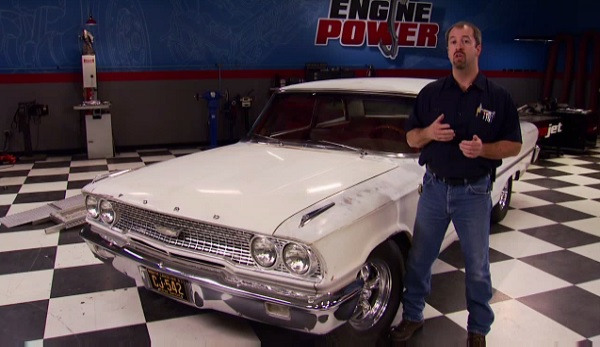 Engine Power: Galaxie Teardown