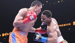 Shawn Porter vs. Erick Bone