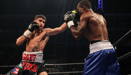 Prichard Colon vs. Vivian Harris