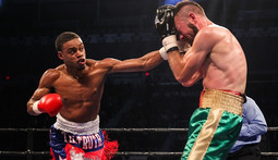 Errol Spence vs. Chris Van Heerden