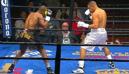 Thomas Williams vs. Humberto Savigne