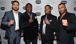 Spike Gets In The Ring With Premier Boxing Champions