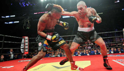 Eleider Alvarez vs. Robert Berridge