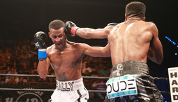 Rances Barthelemy vs. Mickey Bey