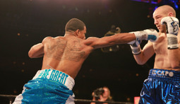 Andre Dirrell vs. Blake Caparello Highlights