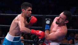 Robert Guerrero vs. David Emanuel Peralta Highlights