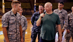 Digital Exclusive: Roast The Troops with Jeff Ross