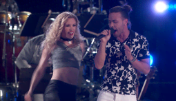 Prince Royce Backs It Up at Rock The Troops