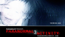 "Tweet To See ""Paranormal Activity 3"" in Your Hometown"