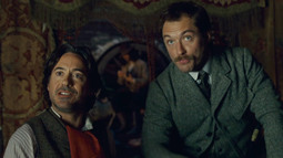 Sherlock Holmes: A Game Of Shadows Trailer