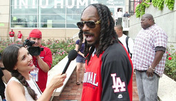 Spotlight: MLB All-Star: Celebrity Batting Practice