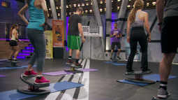 Open Gym: Core-Tex & StrongBoard: Part I