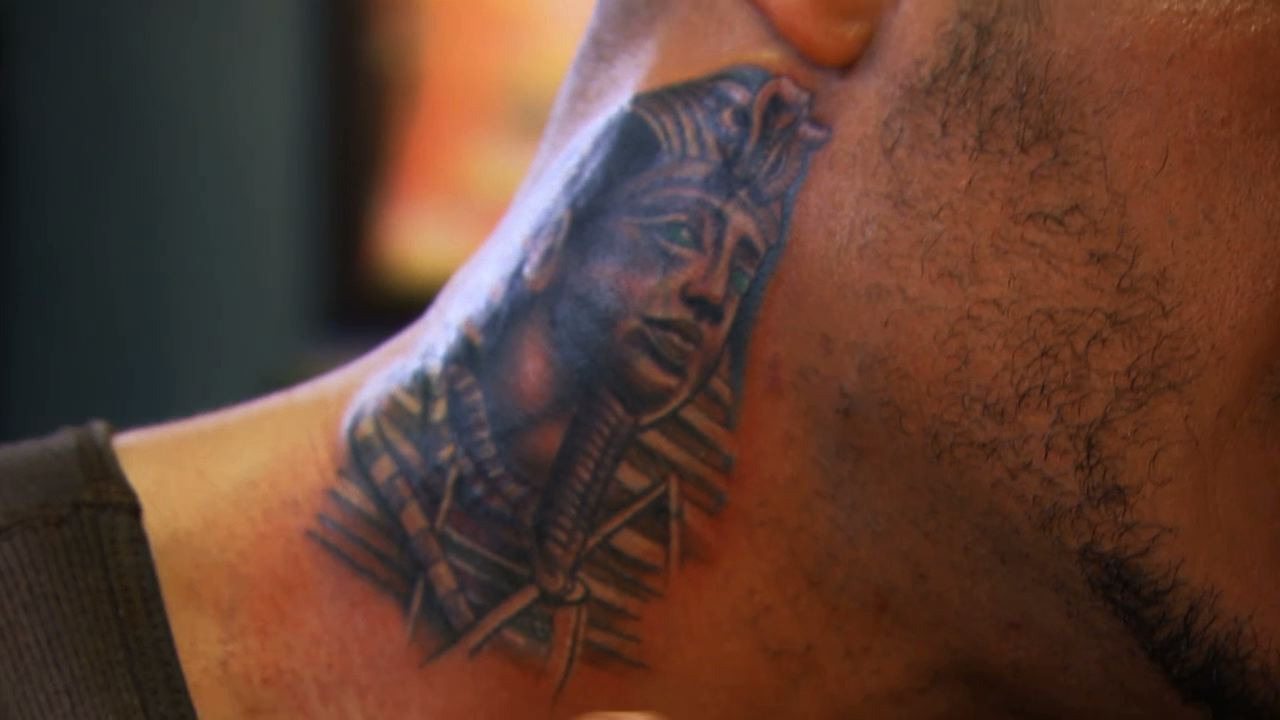 tommy helm 39 s king tut tat tattoo nightmares video clip