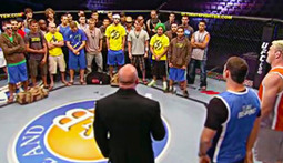 Get a Sneak Peek of The Ultimate Fighter: Team Bisping vs. Team Miller
