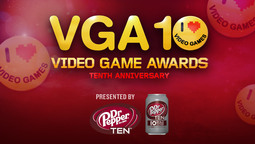 Spike and Dr Pepper TEN Present VGA 10 Revealed