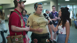 Comic-Con 2016: Snickers Superfans Part 1